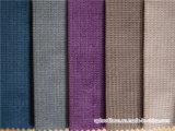 Tissus 100% de capitonnage à la maison de textile de polyester carré de velours
