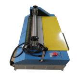 Halbautomatische heiße Schmelzkleber-Rollen-lamellierende Maschine für Kurbelgehäuse-Belüftung (LBD-RT1800)