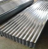 Material de hoja acanalado galvanizado del material para techos (JCGC)