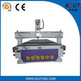 Taglio di CNC di alta precisione che incide la singola macchina del router di CNC dell'asse di rotazione