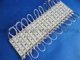 Blanc imperméable à l'eau du module 6LED DC12V de SMD 5050