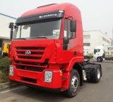 Caminhão do trator do Liso-Telhado 340HP de Genlyon M100 da tecnologia de Iveco