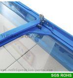 Congelador de vidro da caixa da porta da injeção inteira