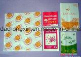 Papel de embalaje de alimentos de consumo rápido con función de prueba de grasa