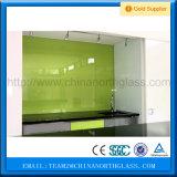 Dekorativer farbiger Lack Glas