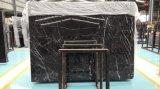 Marquinaの黒い大理石の平板、Nero Marquinaのタイル