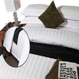 Linge de lit 100% de coton pour la literie de textile d'hôtel réglée (DPF201602)