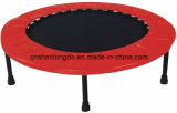 Portátil y plegable mini trampolín para el ejercicio de atracciones y ocio