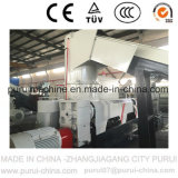 Máquina de granulación de la granulación para el reciclaje tejido PP del bolso de la basura