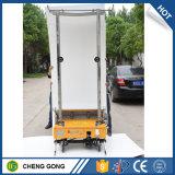 China-Lieferanten-Cer-Bescheinigung-automatische Wand, die Maschine für Wand vergipst
