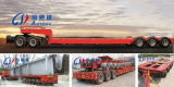 100t Lowflat Multi-Ejes Semi Remolque en venta (LAT9540)
