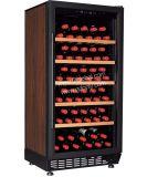 Refrigerador de vinho certificado CE/GS do compressor 188l