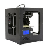Livello automatico A8 & A8 normale di Reprap Prusa I3 grande kit della stampante 3D di formato 220*220*240mm con gli strumenti video della scheda di deviazione standard 8g + del filamento +