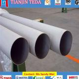 Tubo de acero inoxidable de SA213 Tp321