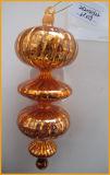 De goedkope Ornamenten van het Glas Chritsmas voor Deacoration