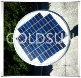 Lâmpada solar do assassino do mosquito, bonita, economia de potência, saudável, segura