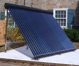 Colector solar del agua de la pipa de calor del proyecto