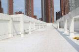 Мембрана PVC толщины 80 Mil делая водостотьким с сертификатом ISO