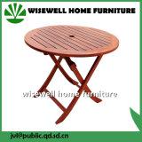 Jogo da mobília da mesa de centro da madeira contínua