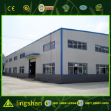 Edifício modular pré-fabricado econômico do armazém