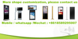 игроки объявления средств LCD Signage цифров экрана касания 55inch
