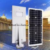 интегрированный солнечный уличный свет 40W все в одном