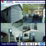 Cabinas prefabricadas Casas prefabricadas-moderna prefabricada Eco-Casas Modernas