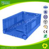 Reboque de transporte em massa de plásticos plásticos