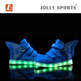Новые ботинки спортов обязанности СИД способа обуви светлые для малышей девушок мальчиков