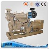 中国の補助エンジン力50kwの海洋のディーゼル発電機セット