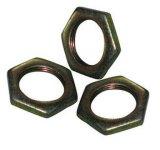 Écrou de blocage en nylon hexagonal (épais) avec la bonne qualité (YD-NLN01)