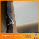 Панель ясного акрилового листа прозрачная пластичная акриловая