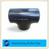 T dell'accessorio per tubi dell'acciaio senza giunte del carbonio di ASTM A53 A106