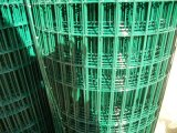 PVCは電流を通された溶接された金網に塗った