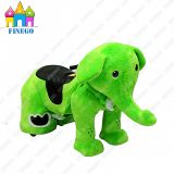 Finego Diversão Brinquedo Roda quente Electric Animal Rides Battery Car