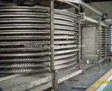 Doppia macchina a spirale del congelatore per la carne dei frutti di mare