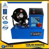 Hydraulische 1/4 Schlauch '' ~2 '' Ceranerkannte Finn-Energie ISO-P32 quetschverbindenmaschine