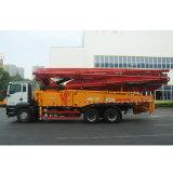 Bomba concreta montada de Sany Syg5271thb 38m China mini caminhão popular quente