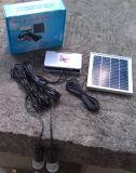 Système solaire de nécessaires d'éclairage de DEL pour les marchés ruraux dans le bon prix