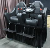 Подвижное 5D/7D/8d Integrated Interactive Entermainment Platform, Home Theater Cinema Seat