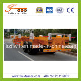 40feet 2axle Skeletal Terminal Semi Trailer