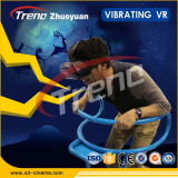 Simulateur de Vr avec des casques d'Oculus pour le matériel de parc d'attractions