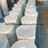 Premier roulis de fibre en céramique d'isolation thermique de pente pour la chaudière industrielle