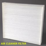 Media de filtro Derretir-Soplados eficacia de la filtración del 95% sintetizados