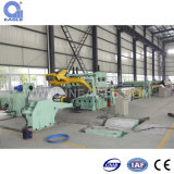 Coid/Length Line Machine에 최신 구른 Stainless Galvanized Steel Coil Cut