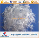 Pp. Fiber ist Mainly Used in Cement Paint