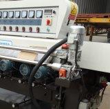 Machines taillantes taillantes de bord droit en verre