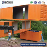 Prefab Container House com banheiro como Single Department Cabin