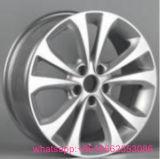 Borda nova de alumínio da roda da liga do carro através de Jwl para Chery