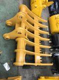 As peças da máquina escavadora do fornecedor de China couberam o ancinho do ancinho da raiz PC200 para a máquina escavadora